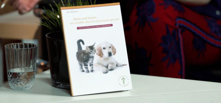 Katzen und Hunde noch fitter mit Naturheilkunde !